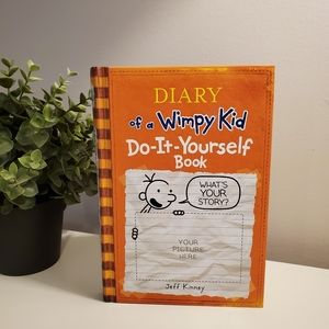 Diary of a Wimpy Kid, Do-it-Yourself Book and Journal by Jeff Kinney